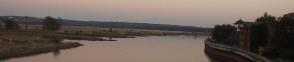 Oder/Odra river