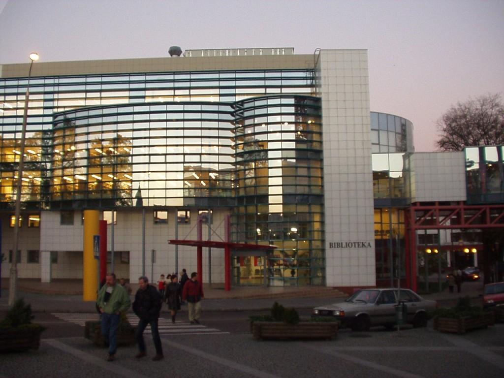 library in Slubice