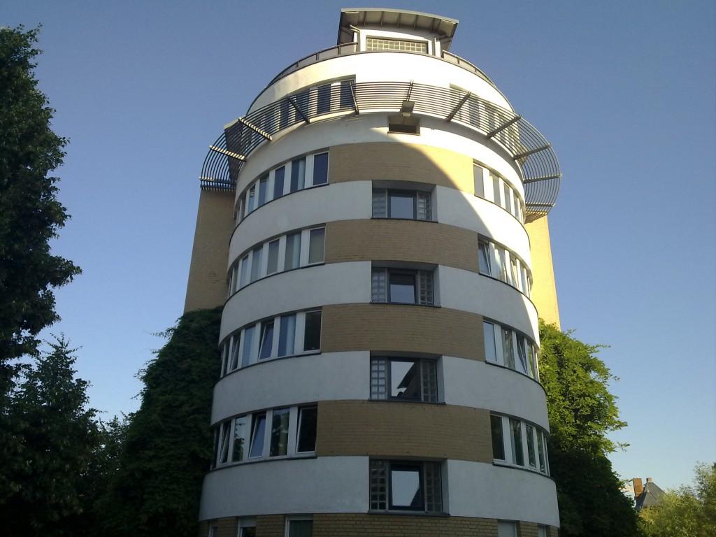 Gebäude an Hessischer Straße in Berlin-Mitte